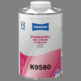 STANDOX BARNIZ VOC XTREM K9580 1L