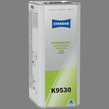 STANDOX BARNIZ VOC EXPRESS K9530 5 litros