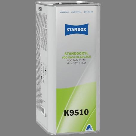 STANDOX BARNIZ VOC EASY K9510 5 litros
