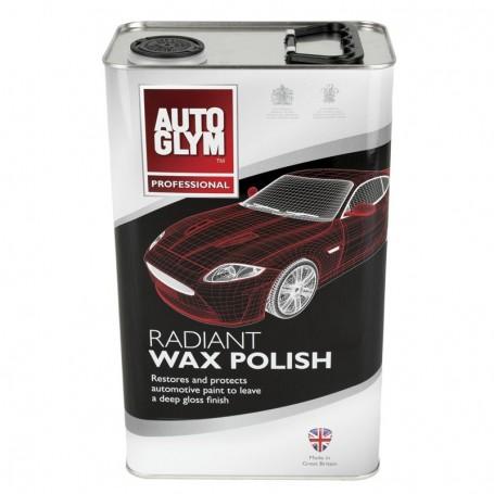 RADIANT WAX POLISH AUTOGLYM