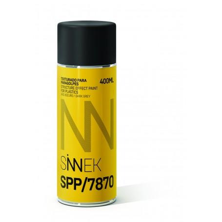 SINNEK SPRAY SPP/7870 Texturado para Paragolpes Gris 400 ml